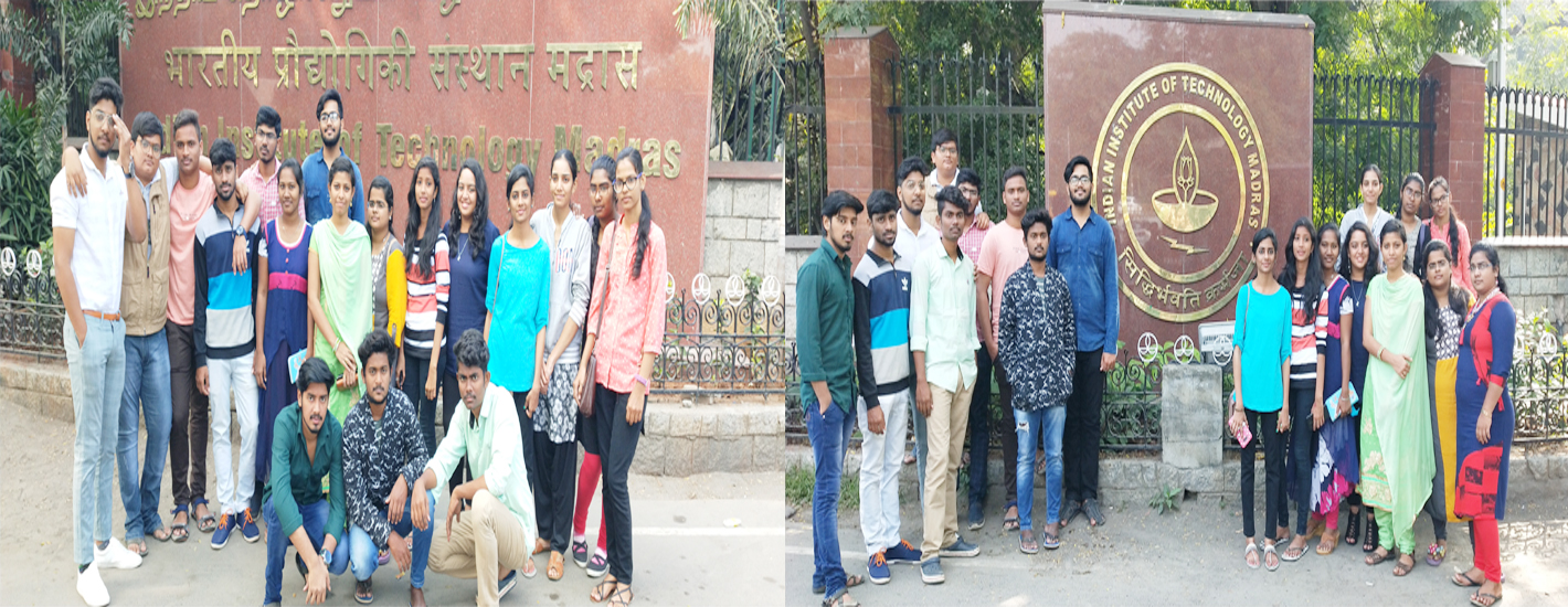 Visits to IIMs & IITs