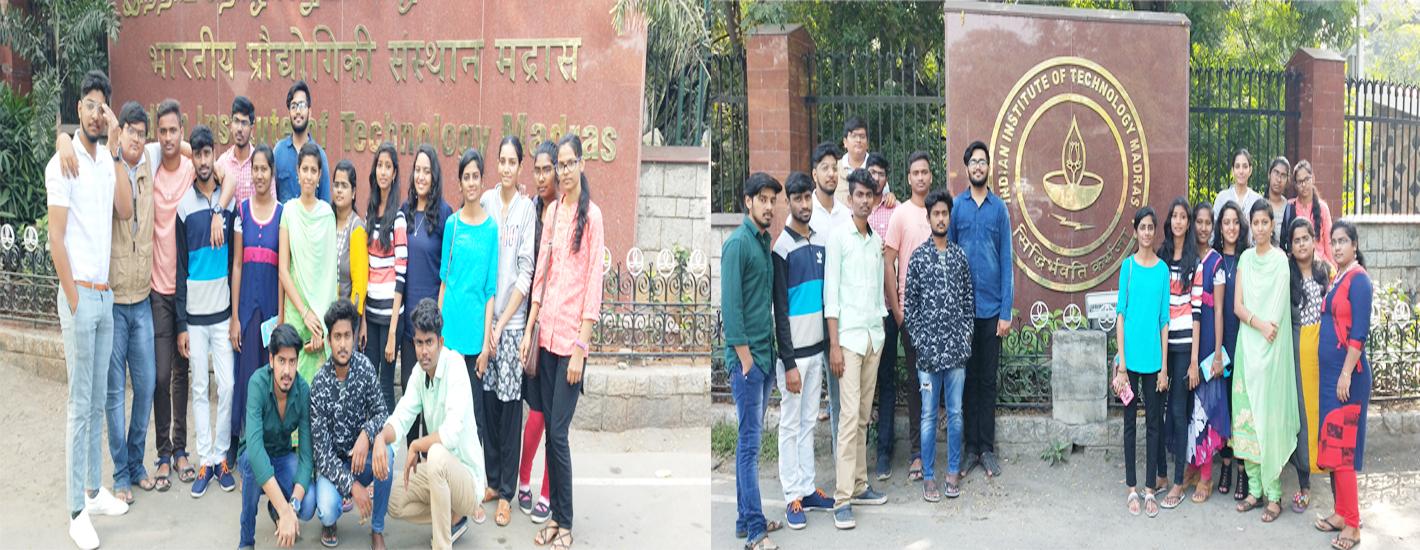 Visits to IIMs & IITs